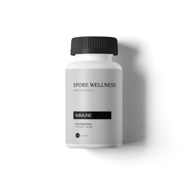 Spore Wellness (Immune) Microdosing Capsules